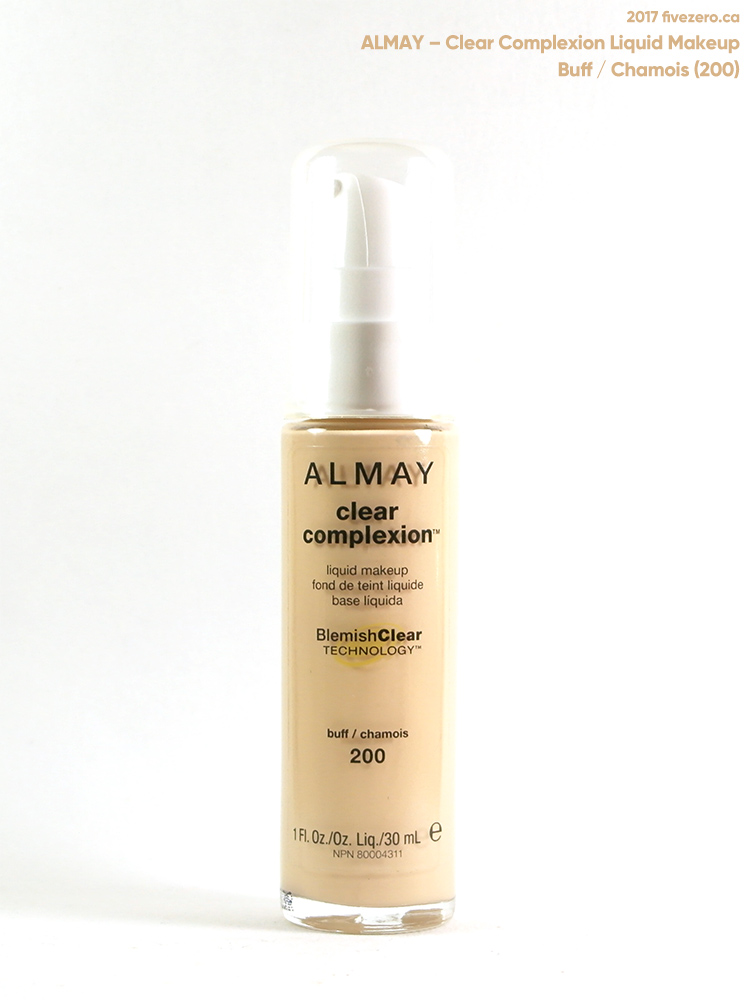 Almay Clear Complexion Makeup in Buff (200)