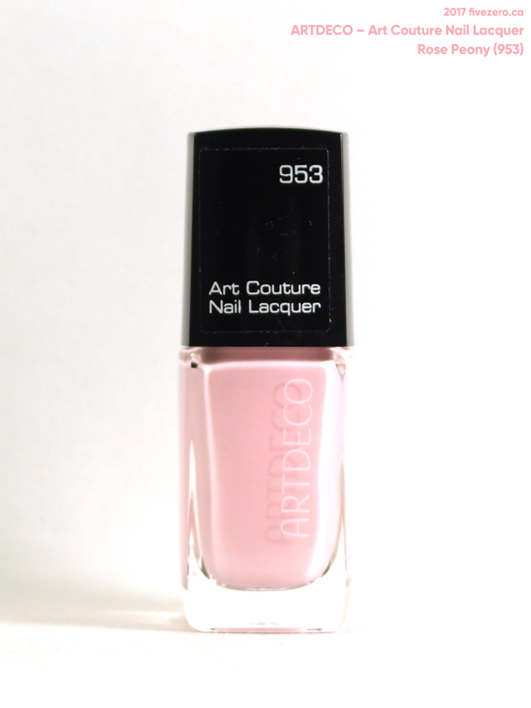 ARTDECO Nail Lacquer in Rose Peony 953