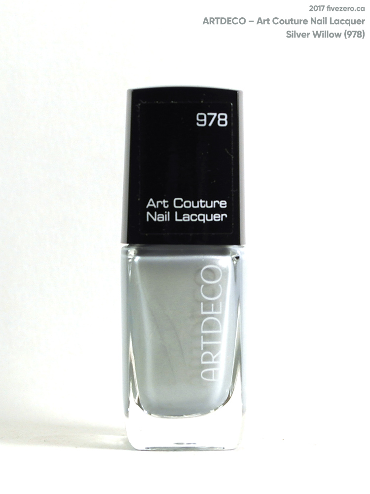 ARTDECO Nail Lacquer in Silver Willow 978