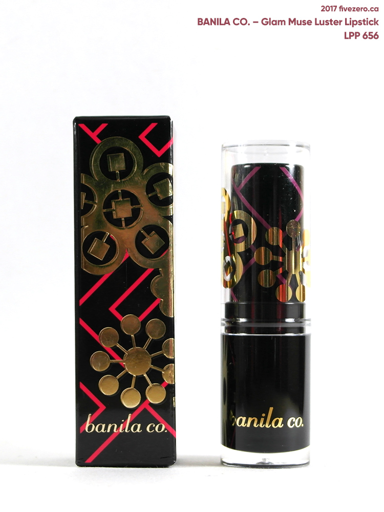 Banila Co. Glam Muse Luster Lipstick in LPP 656