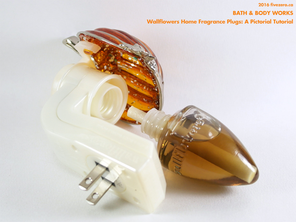 Bath & Body Works Wallflowers Home Fragrance Plugs Pictorial Tutorial by fivezero