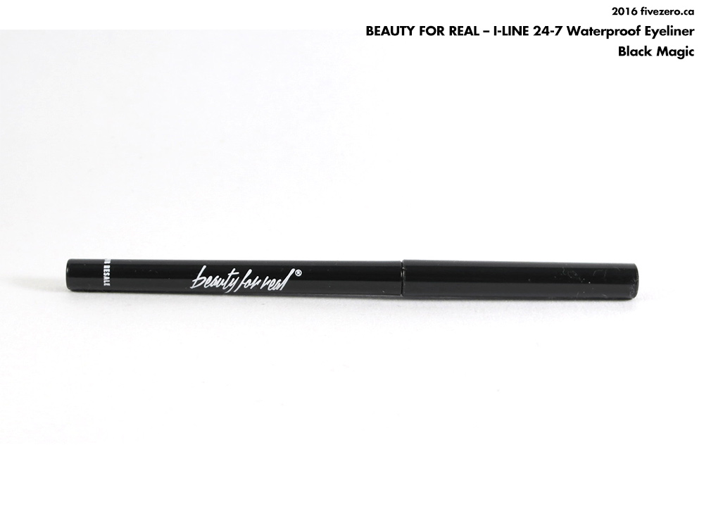 Beauty for Real I-LINE 24-7 Waterproof Eyeliner in Black Magic