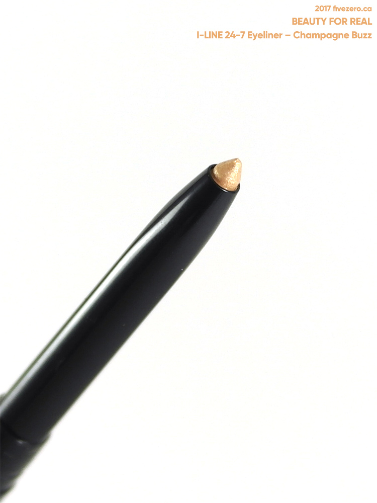 Beauty For Real — I-LINE 24-7 Eyeliner in Champagne Buzz