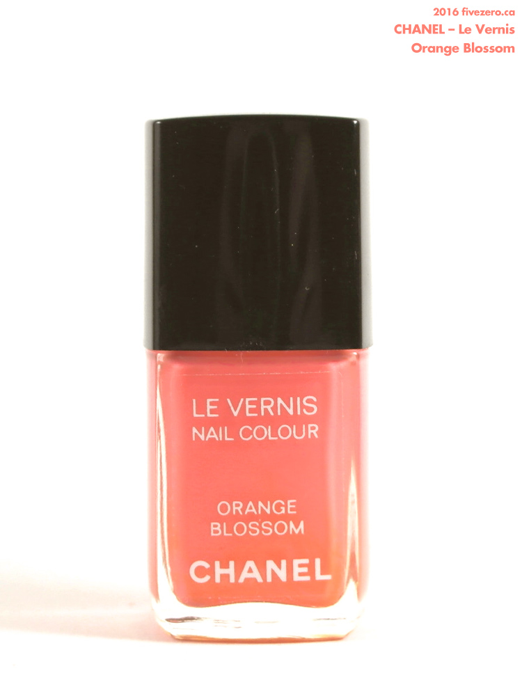 Chanel Le Vernis in Orange Blossom, bottle