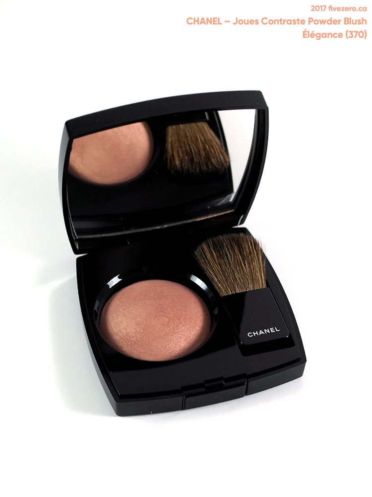 Chanel Joues Contraste Powder Blush in Élégance (370)