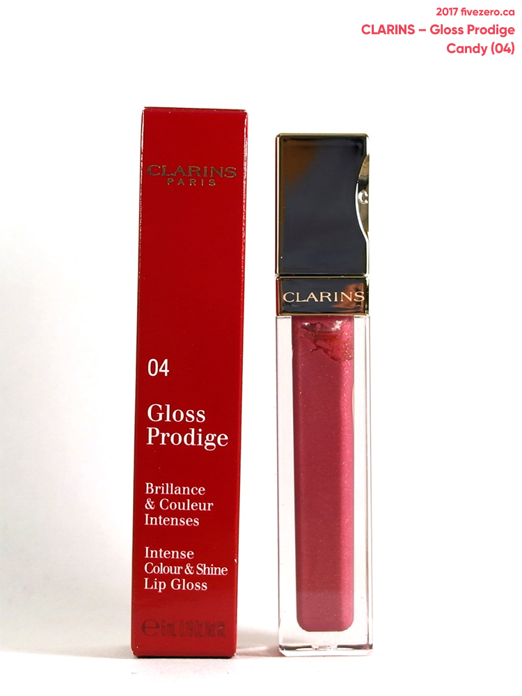 Clarins Gloss Prodige in Candy
