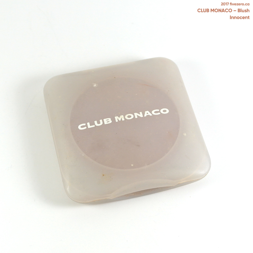 Club Monaco Blush in Innocent