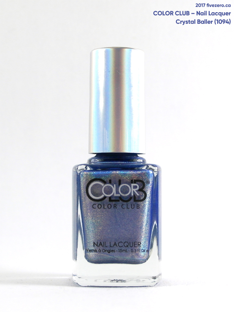 Color Club Nail Lacquer in Crystal Baller (Halo Hues)