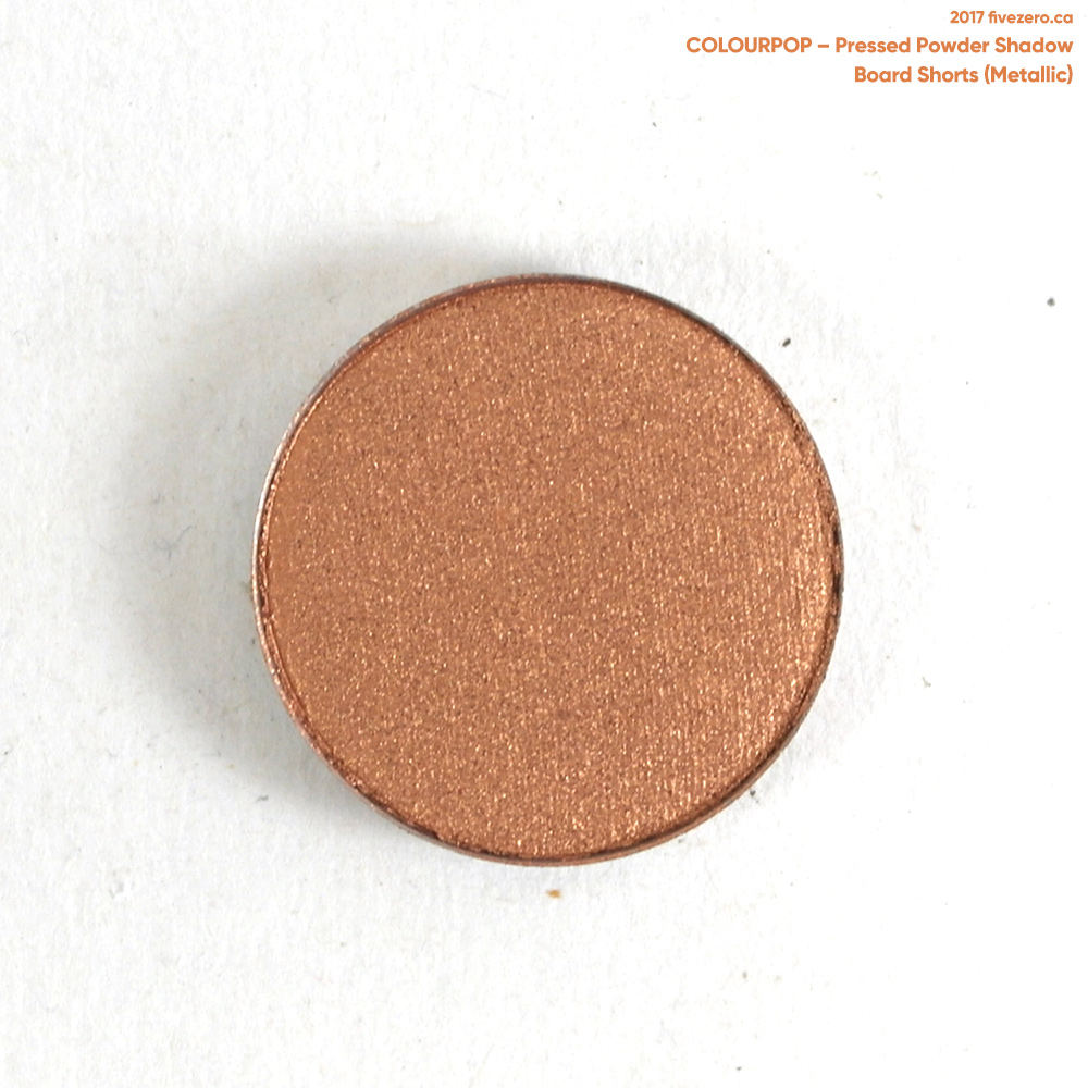 ColourPop Pressed Powder Shadow in Board Shorts