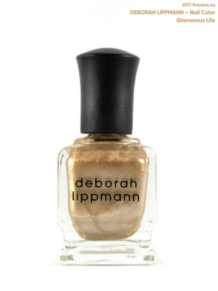Deborah Lippmann Nail Color in Glamorous Life