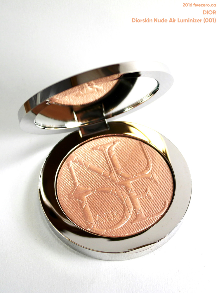 Diorskin Nude Air Luminizer Shimmering Sculpting Powder (01)