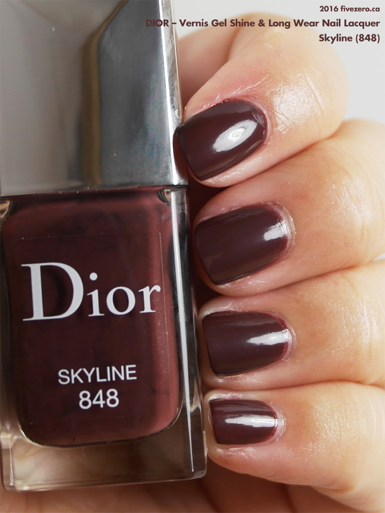 Dior Vernis in Skyline, swatch