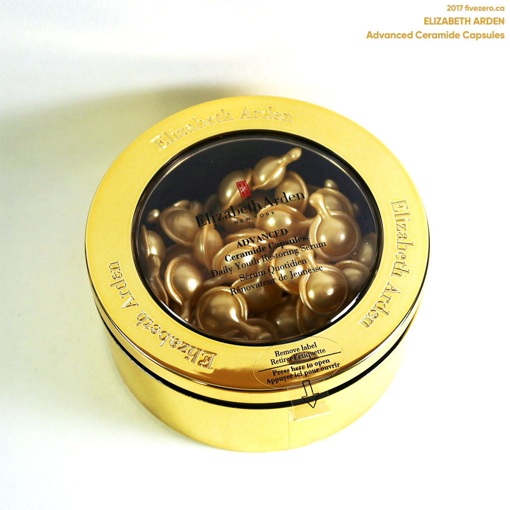 Elizabeth Arden Advanced Ceramide Capsules (60 ct)