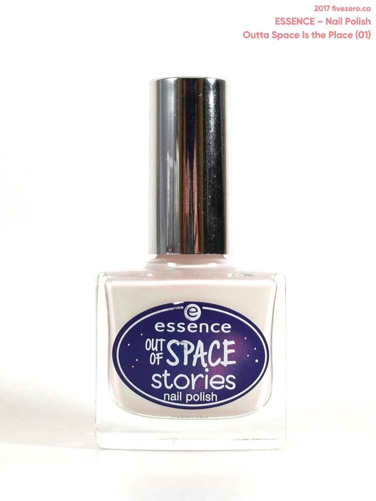 Essence Out of Space Stories Nail Polish in Outta Space Is the Place