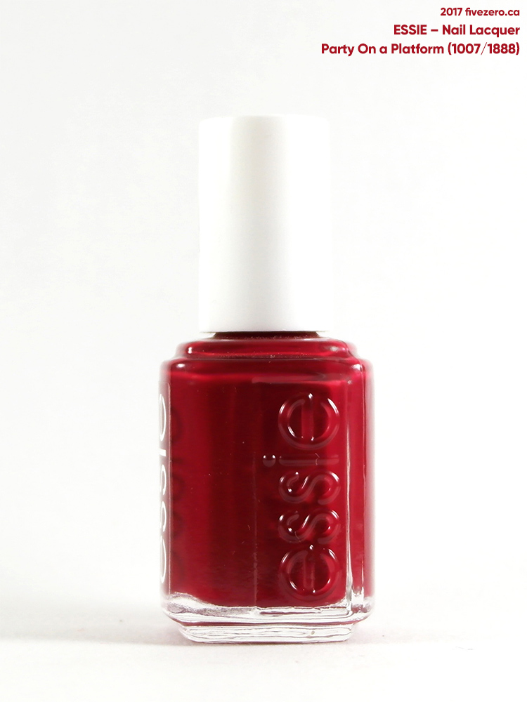 Essie Nail Lacquer in Party On a Platform