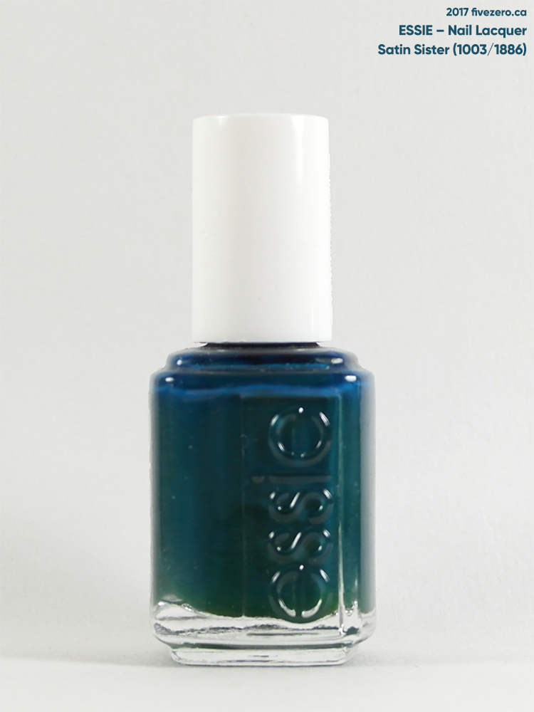 Essie Nail Lacquer in Satin Sister (retail bottle)
