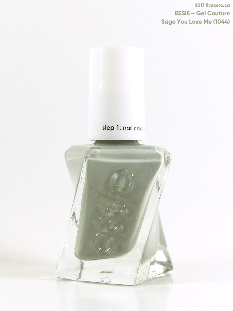 Essie Gel Couture in Sage You Love Me