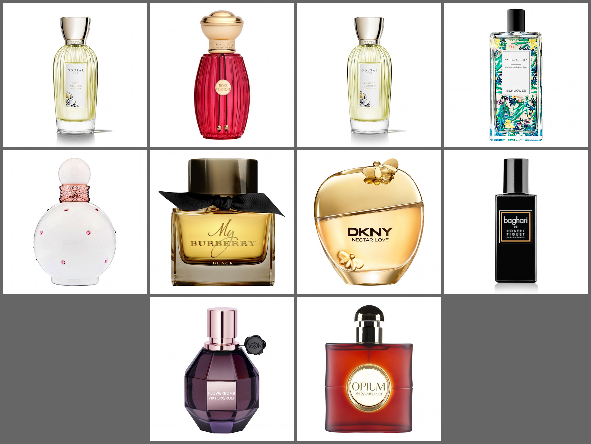 fivezero's Top 10: Definite Wishlist perfumes