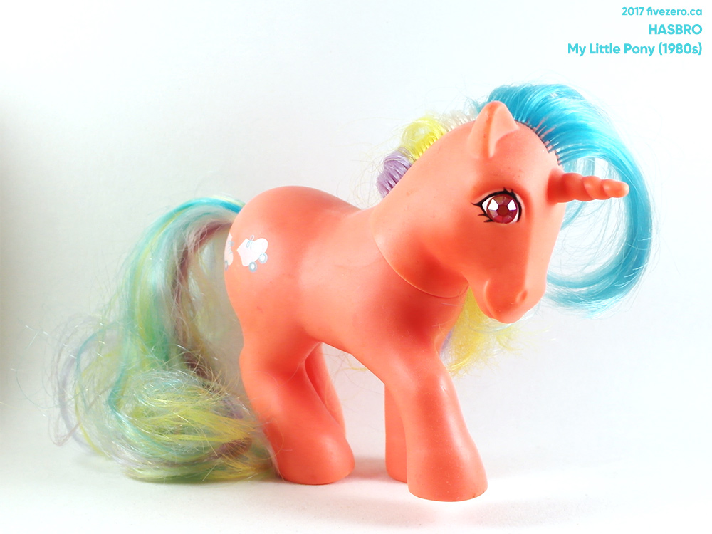 Hasbro My Little Pony (1980s) Speedy G1 Year 4