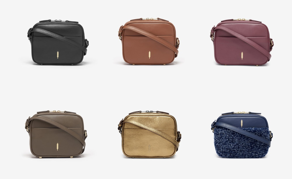 Thacker Lola Camera Bag in multiple colorways