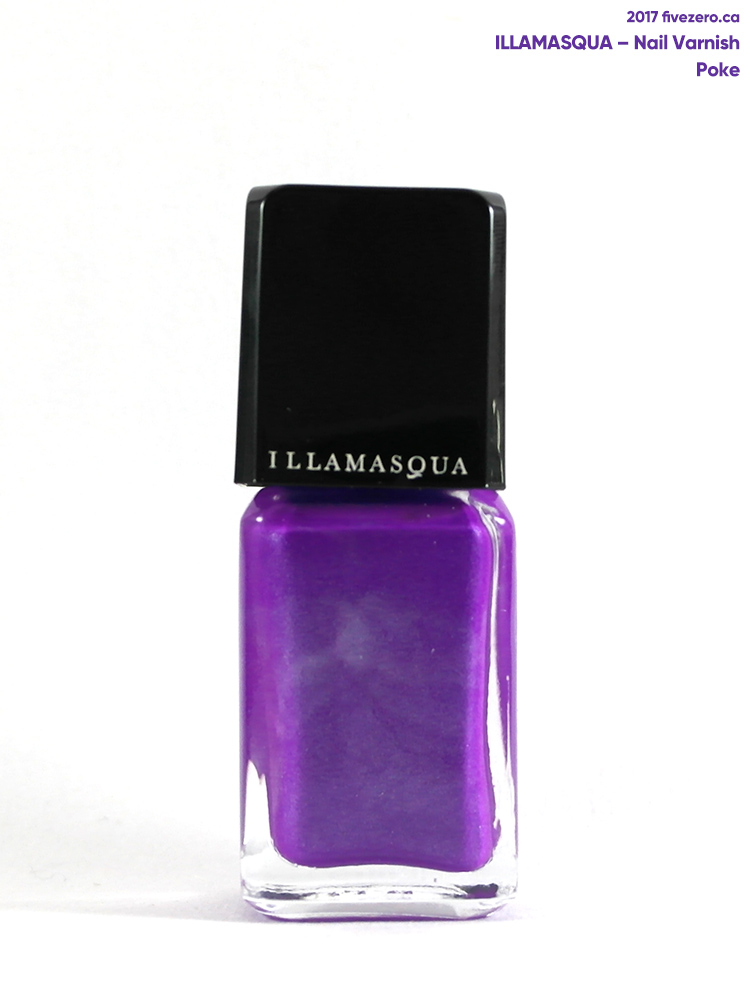 Illamasqua Nail Varnish in Poke