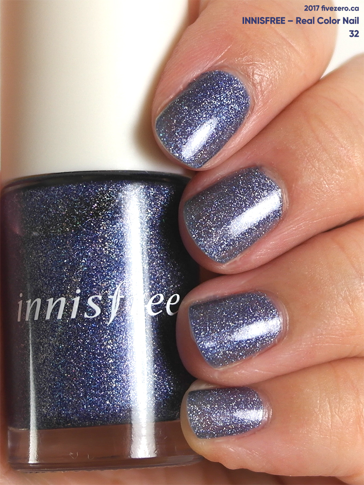 Innisfree Real Color Nail in 32, swatch