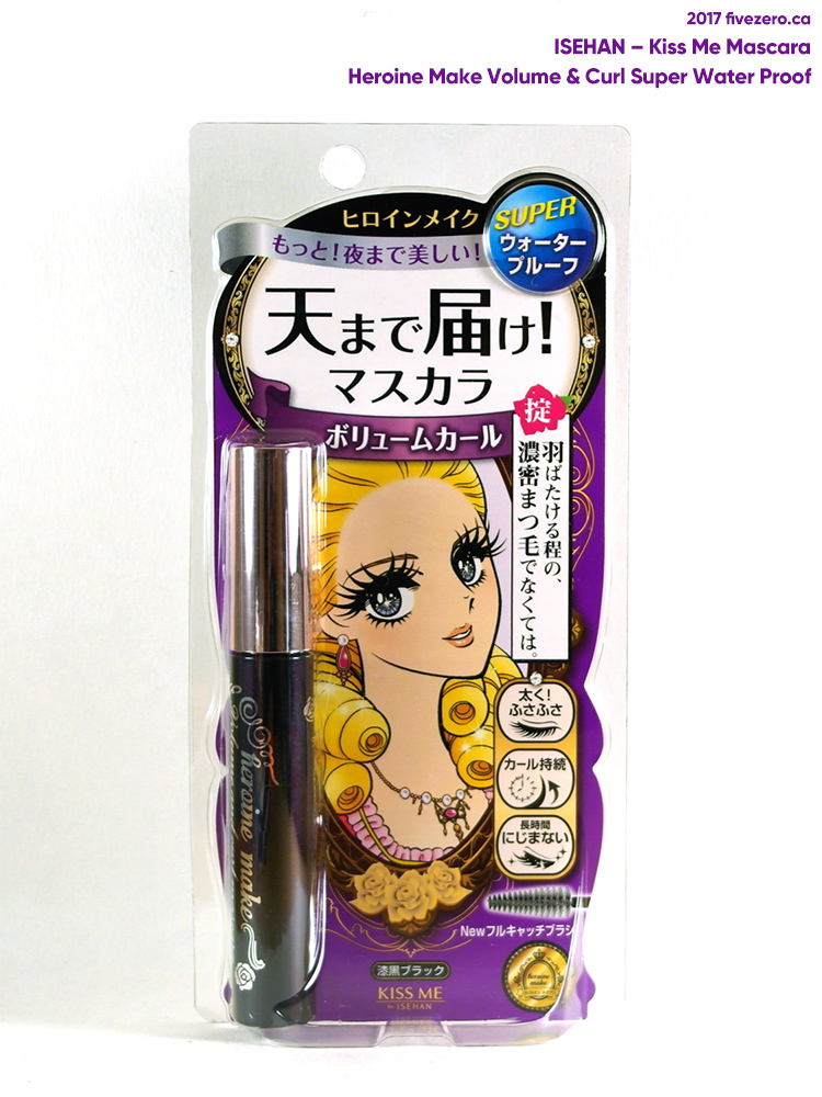 Isehan Kiss Me Heroine Make Super Water Proof Mascara