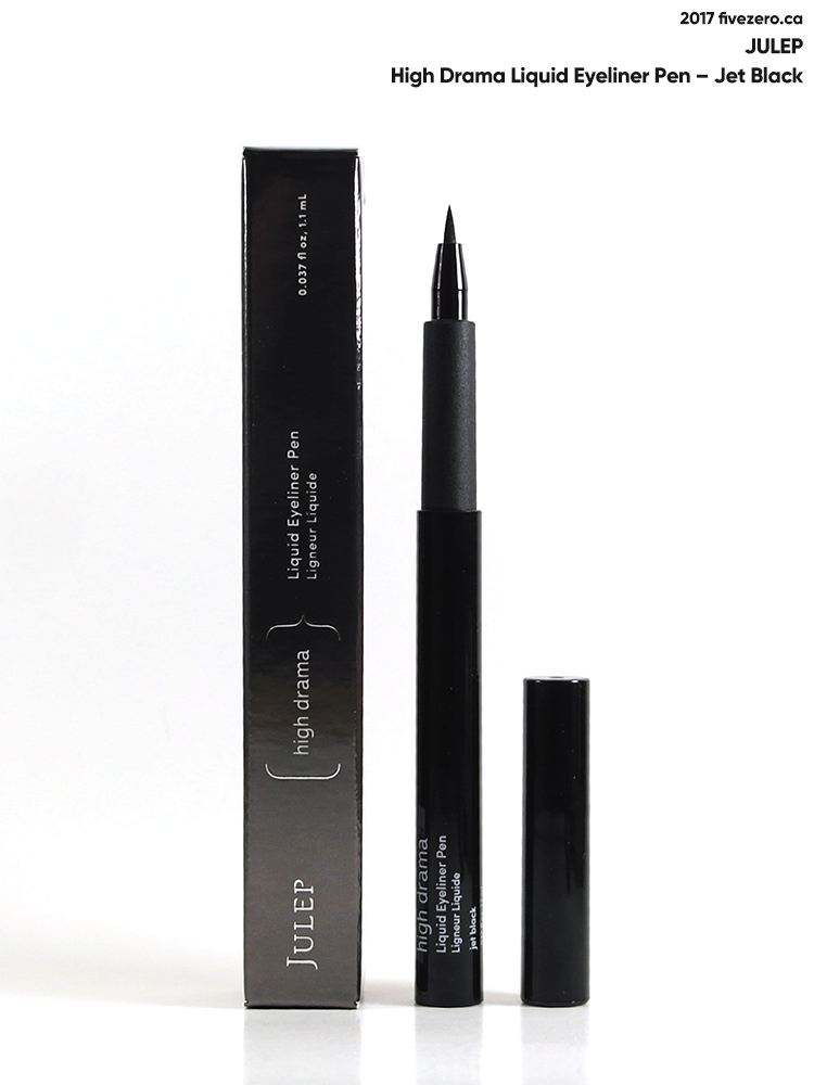 Julep Life of the Party GWP (November 2017) High Drama Liquid Eyeliner Pen in Jet Black