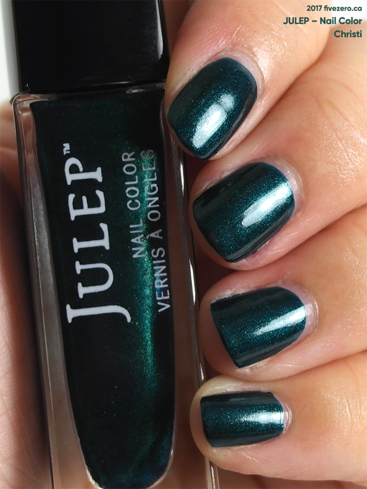Julep Nail Color in Christi, swatch