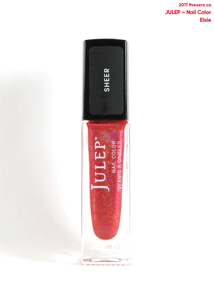 Julep Nail Color in Elsie