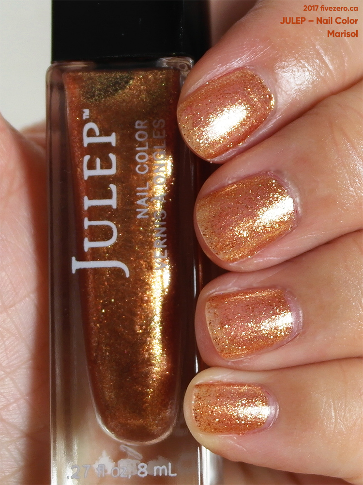 Julep Nail Color in Marisol, swatch