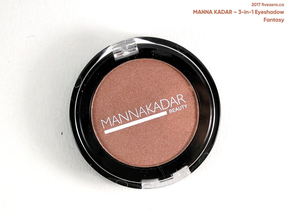 Manna Kadar 3-in-1 Blush Highlighter Eyeshadow in Fantasy