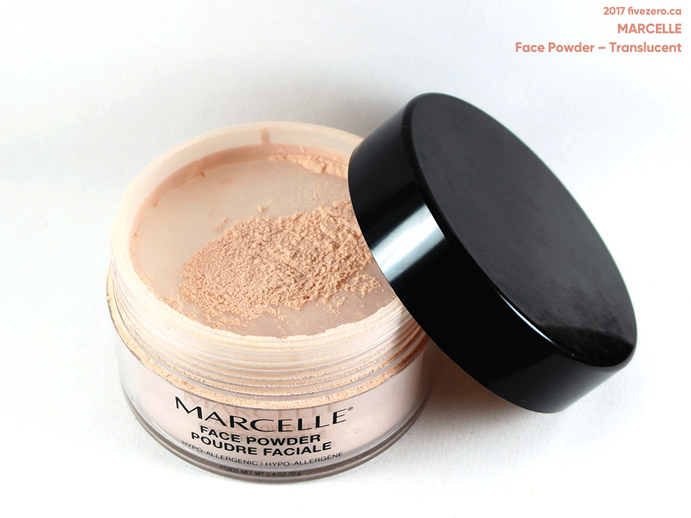 Marcelle Loose Powder in Translucent