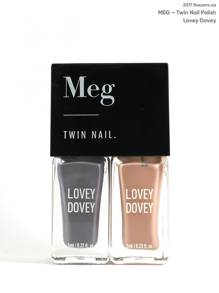 Meg Twin Nail Polish in Lovey Dovey