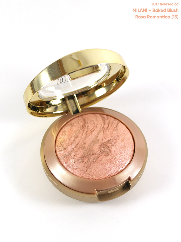 Milani Baked Blush in Rosa Romantica