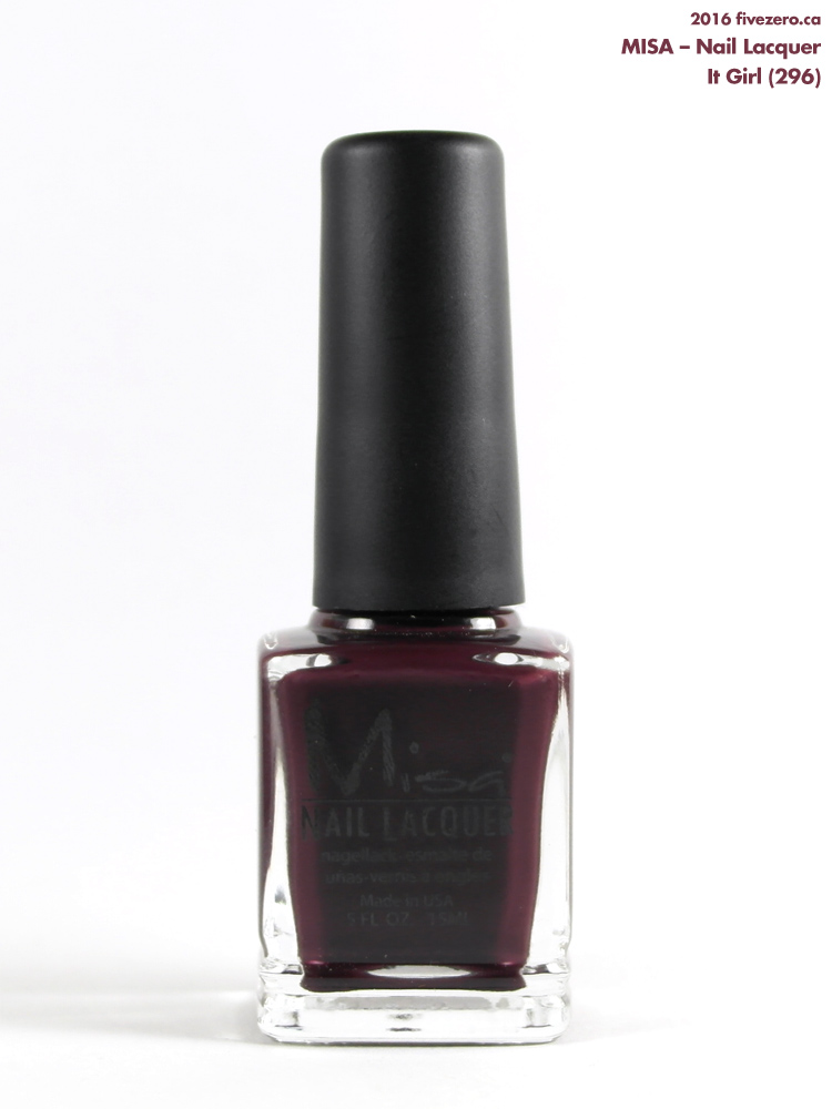 Misa Nail Lacquer in It Girl