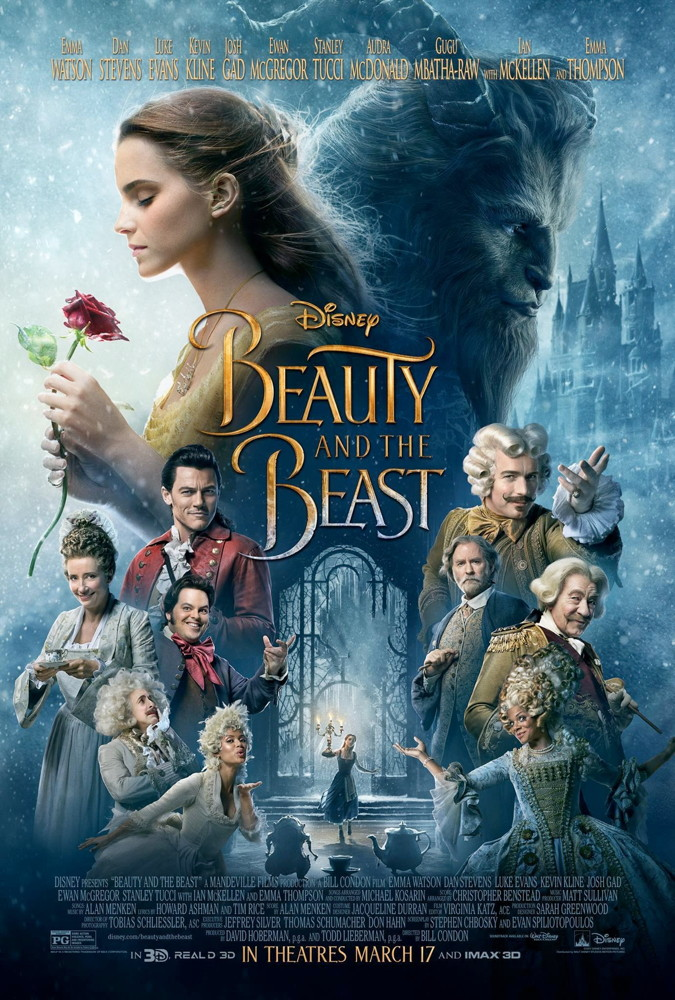 Disney's Beauty & the Beast (2017)