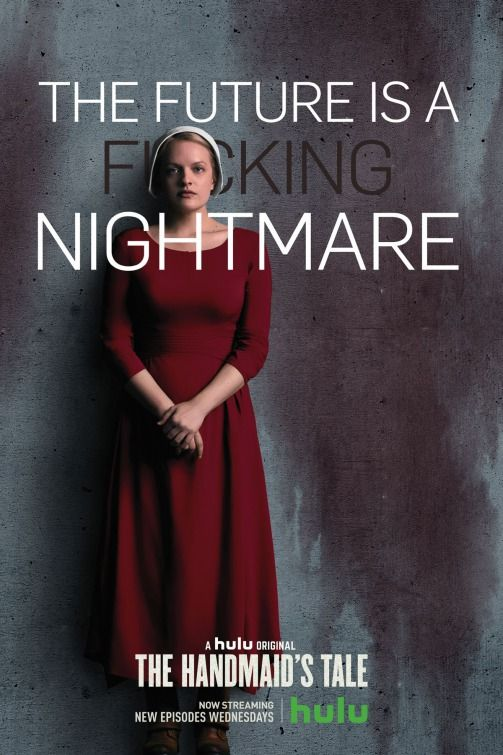 The Handmaid's Tale, Hulu TV poster