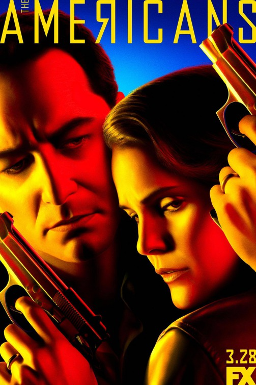 The Americans on FX Season 6 poster