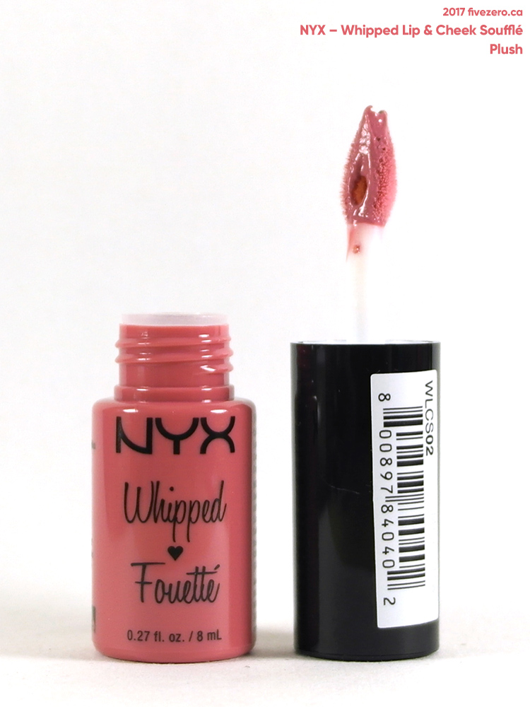 NYX Whipped Lip & Cheek Soufflé in Plush
