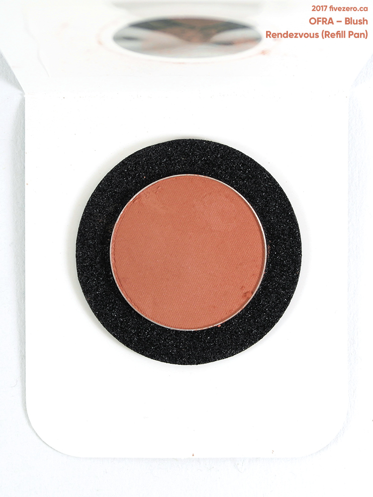 OFRA Blush in Rendezvous (refill pan)
