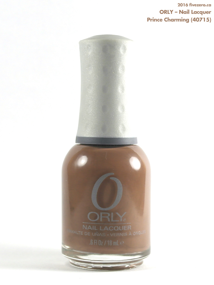 Orly Nail Lacquer in Prince Charming