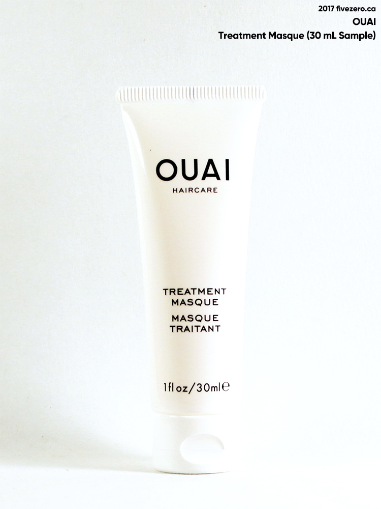 OUAI Haircare Treatment Masque (sample)