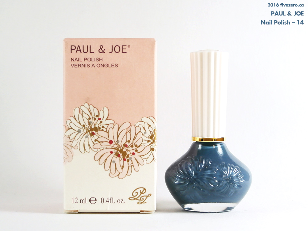 Paul & Joe Nail Polish in 14