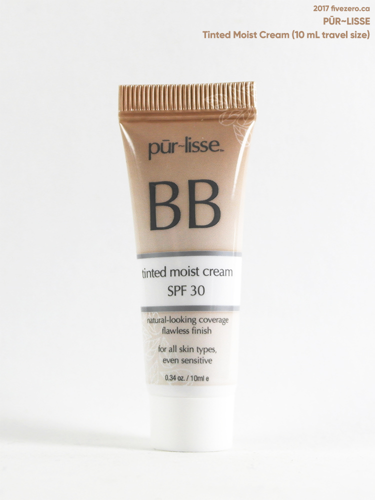 pūr~lisse BB Tinted Moist Cream (travel size)