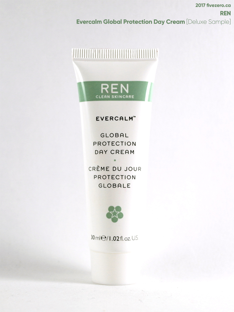 Ren Evercalm Global Protection Day Cream (Deluxe Sample)