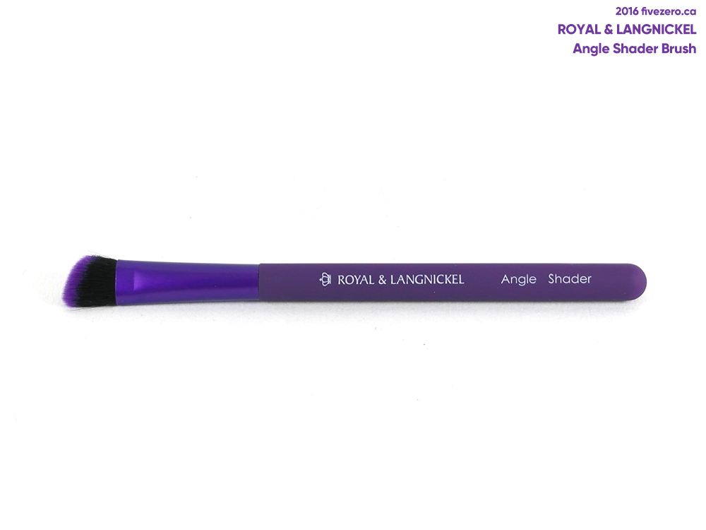 Royal & Langnickel MODA Angle Shader Brush