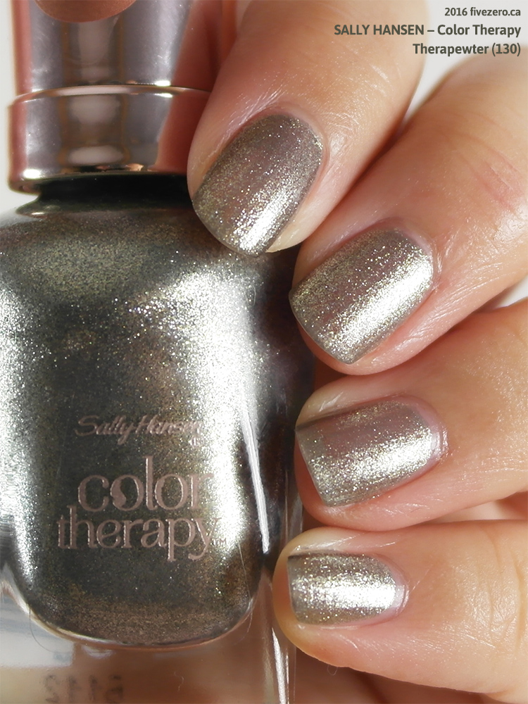 Sally Hansen Color Therapy in Therapewter, swatch