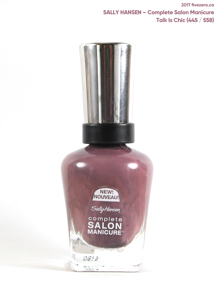 Sally Hansen Complete Salon Manicure in Talk Is Chic