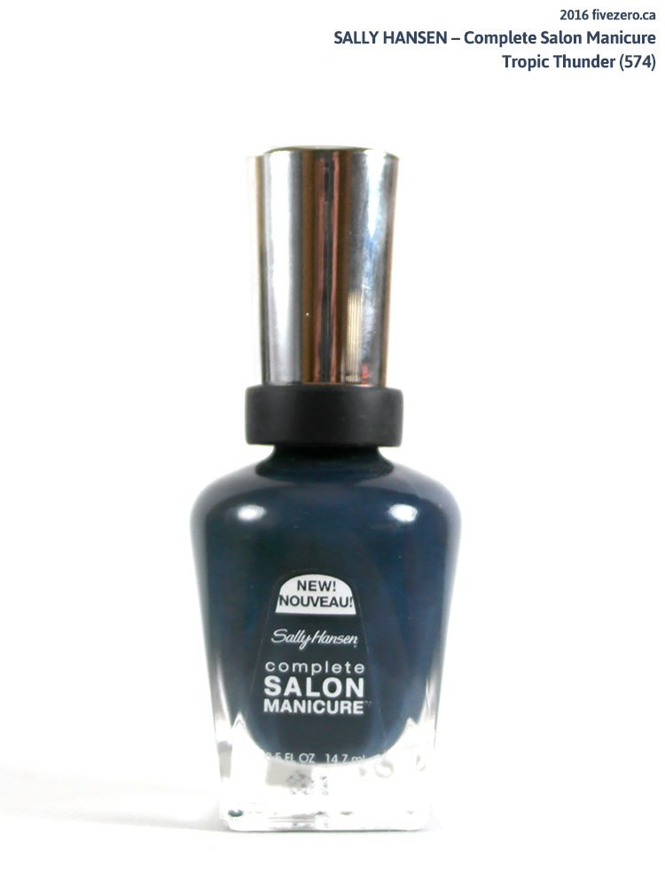 Sally Hansen Complete Salon Manicure in Tropic Thunder (Canada exclusive)